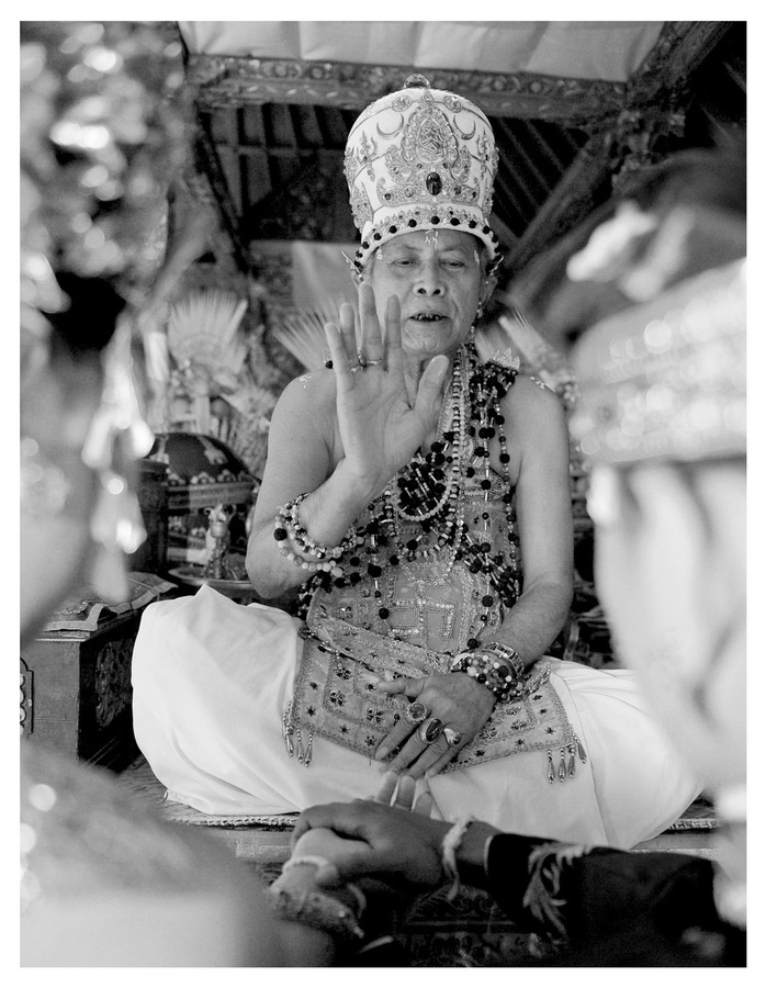 Pemangku or priest. Photo creFound on 500px.comdit: 500
