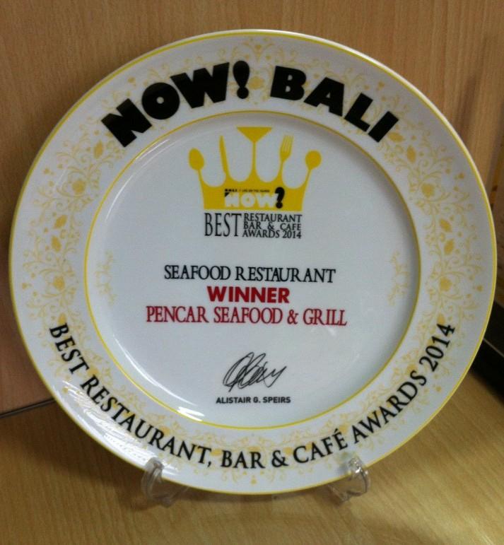 Now Bali award
