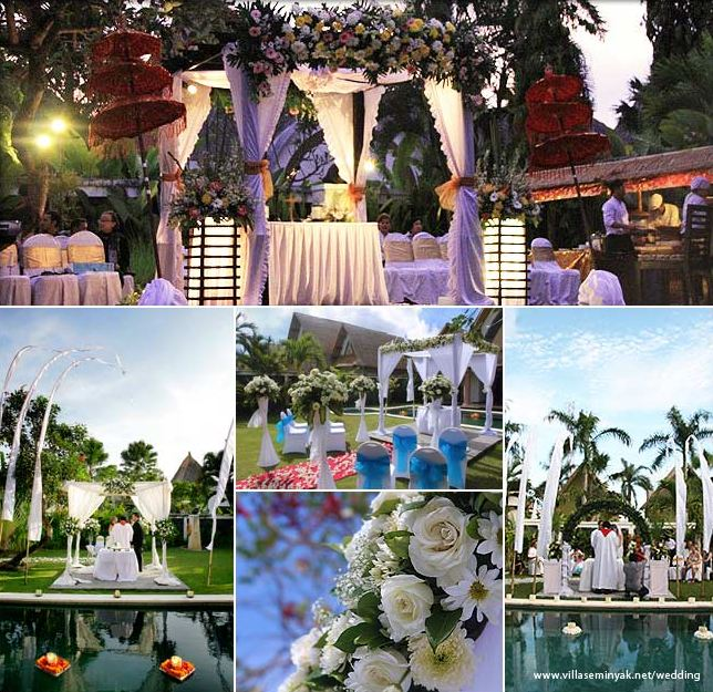 balinese wedding package