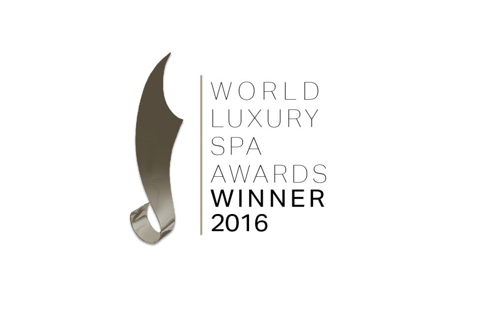 World Luxury Spa Awards Winner Logo (W)