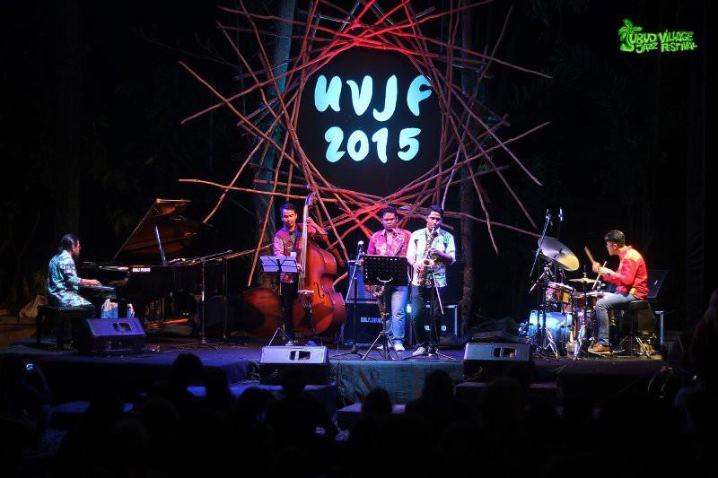 Ubud Village Jazz Festival Bali Festivals