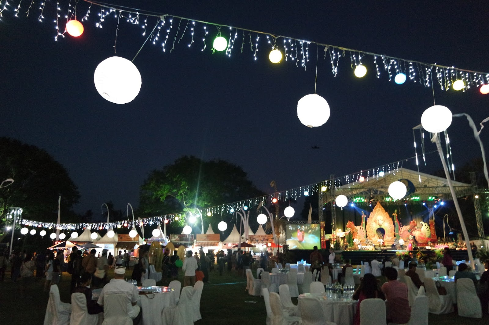 Bali Festivals Sanfest