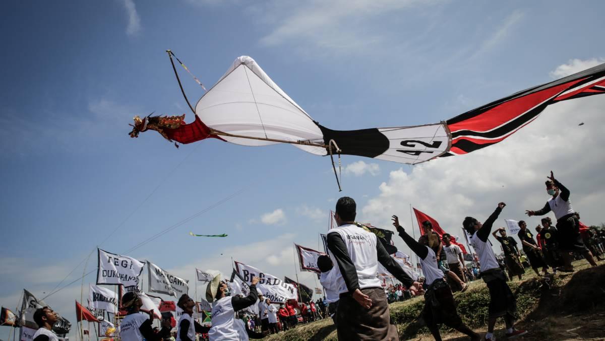 bali kites festival astadala Bali Festivals