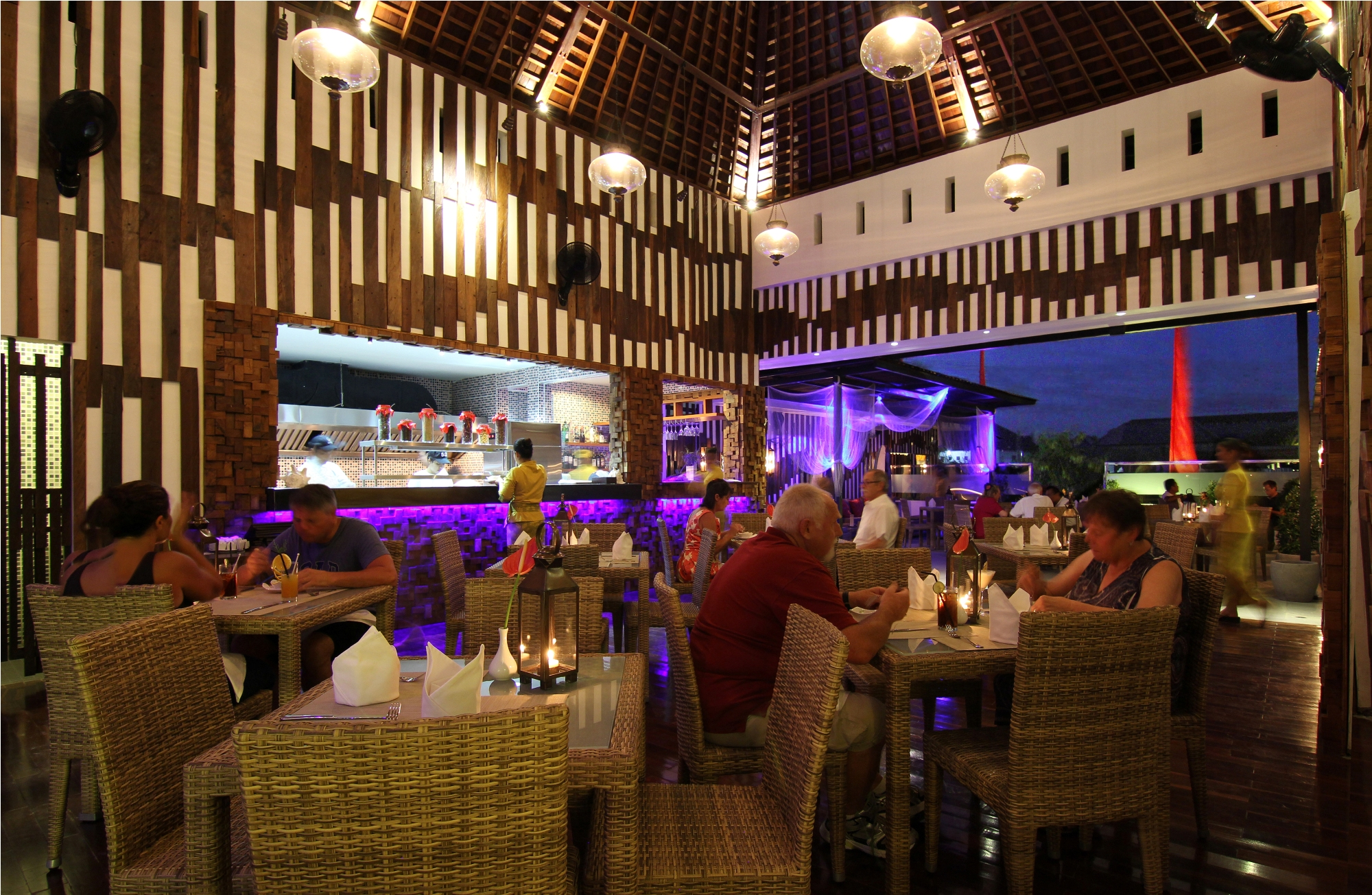 Bali Christmas Holiday - Pencar Seafood & Grill