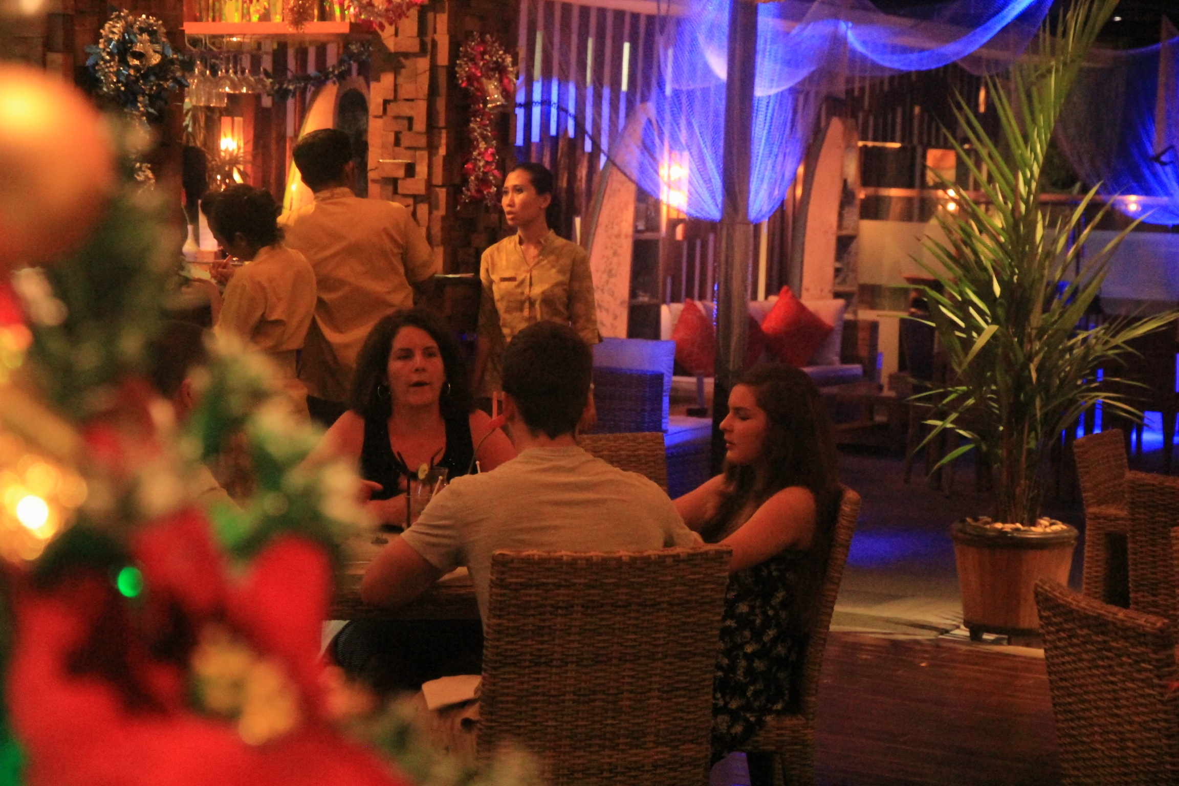 Special Bali New Year's Eve Pencar Seafood & Grill Restaurant