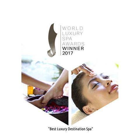 world luxury spa awards 2017 - lagoon spa seminyak